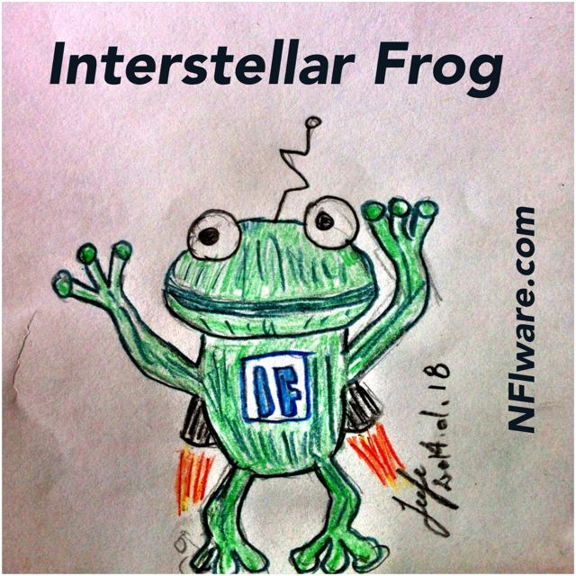 Interstellar Frog